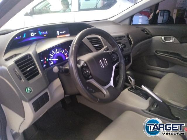 Honda Civic Lxr 2.0 2014 - Foto 6