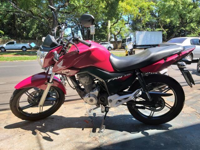 Vende-se motos até msm na promissória. ?? - Foto 3