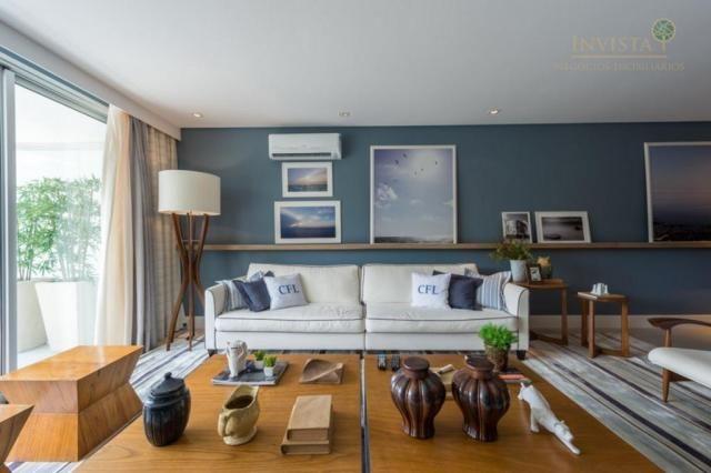 Amplo apartamento em jurerê internacional - Foto 12