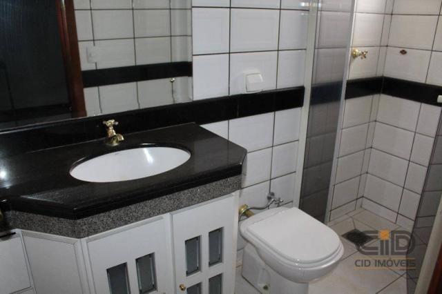 Apartamento com 3 dormitórios para alugar, 223 m² por r$ 3.500,00/mês - bosque da saúde -  - Foto 13