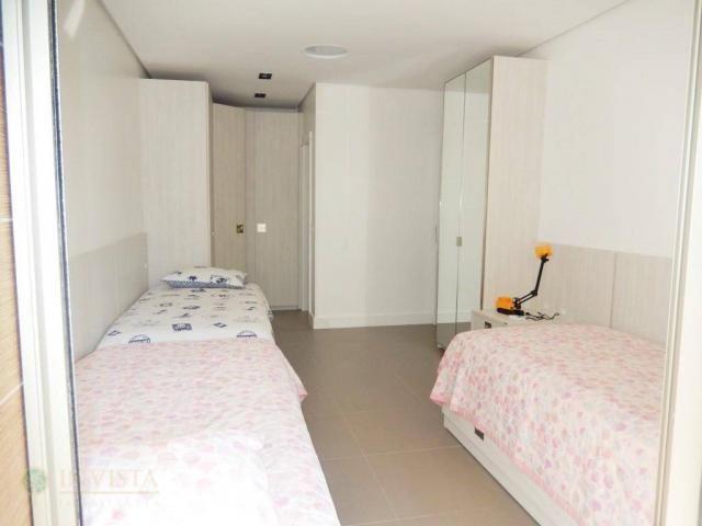 Apartamento mobiliado na praia de jurerê internacional - Foto 11