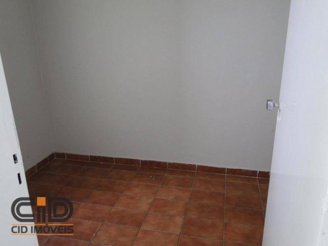 Apartamento com 3 dormitórios à locação , 103 m² por r$ 1.000/mês - bosque da saúde - cuia - Foto 17