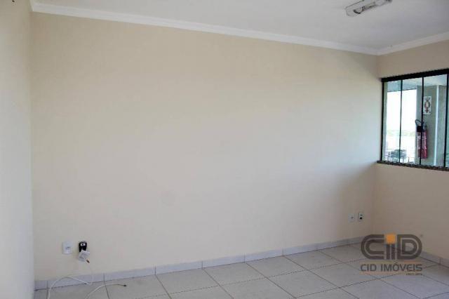 Apartamento residencial para locação, residencial jk, cuiabá. - Foto 3