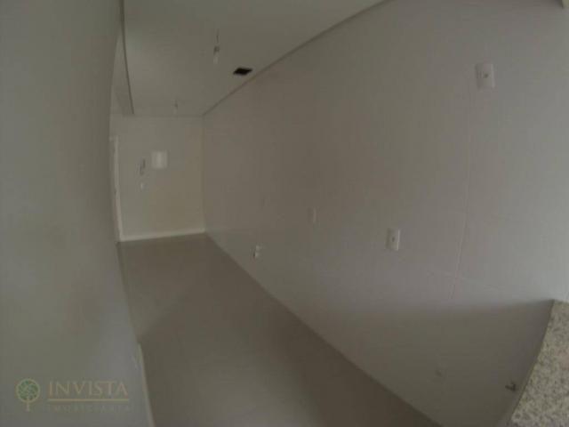 Apartamento novo 3 dormit 3 suítes sacada com churrasqueira - Foto 2
