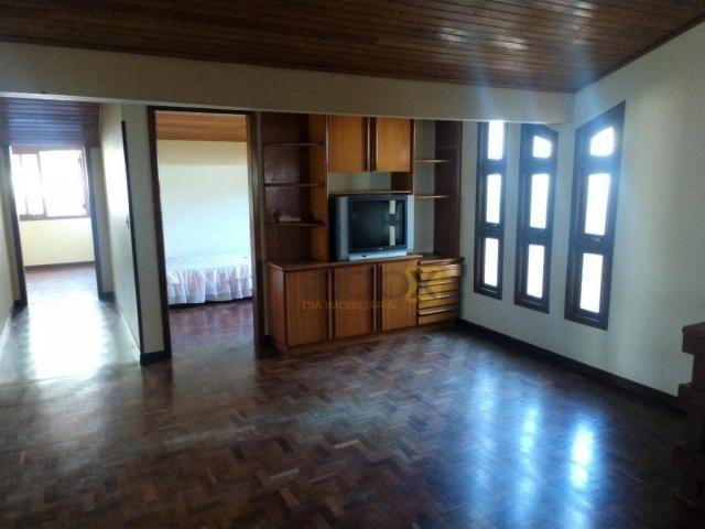 Inbox vende: excelente casa de 300 m², muito bem localizada no bairro são roque; - Foto 17