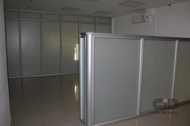 Sala para alugar, 120 m² por r$ 5.000,00/mês - jardim aclimação - cuiabá/mt - Foto 5