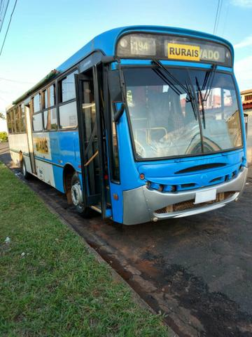 Ônibus rural Mercedes Bens Induscar Apache A - Foto 6