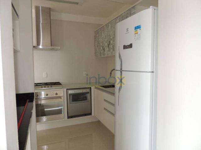 Inbox aluga - excelente apartamento de 2 dorm** suíte mobiliado na cidade alta - Foto 6