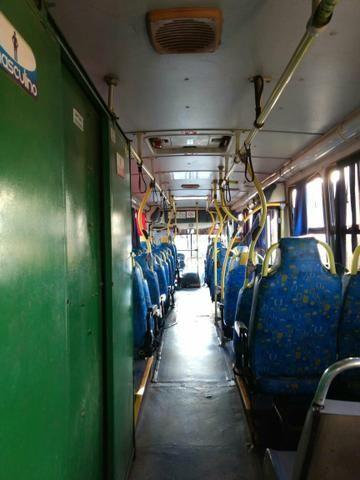 Ônibus rural Mercedes Bens Induscar Apache A - Foto 5