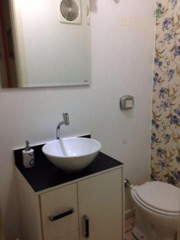 Apartamento residencial à venda, cachoeira do bom jesus, florianópolis. - Foto 15