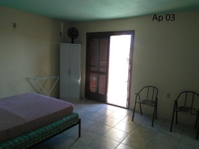 Alugo Apartamentos praia de Arambaré - tenho 01 pacote de Carnaval - Foto 13
