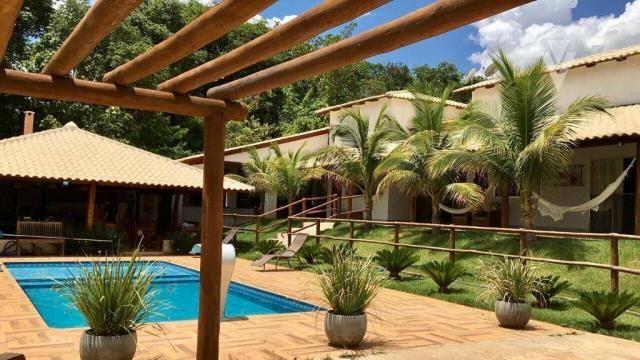 Chácara à venda, 5000 m² por R$ 1.500.000,00 - Zona Rural - Hidrolândia/GO