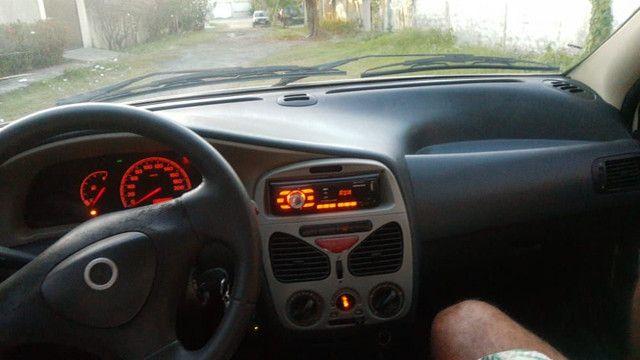 Siena 2005 gás legalizado vendo ou troco por CRF - Foto 5