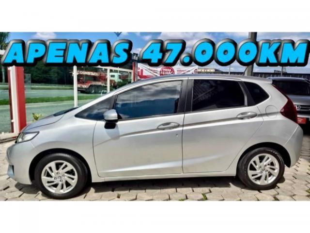 Honda Fit LX CVT 2015 AUTOMATICO 47.000KM - Foto 6