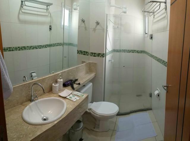 Apartamento mobiliado de TEMPORADA novinho bem localizado - Foto 12
