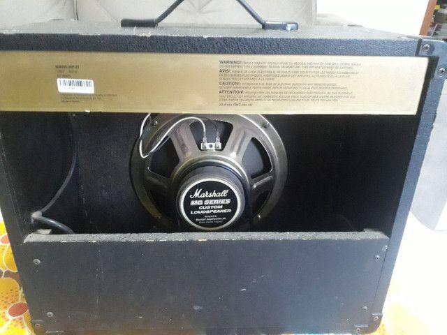Amplificador de Guitarra Marshall G30R CD - Foto 2