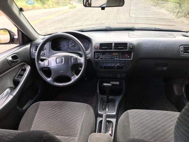Vendo Honda Civic 2000 LX Automatico - Foto 2