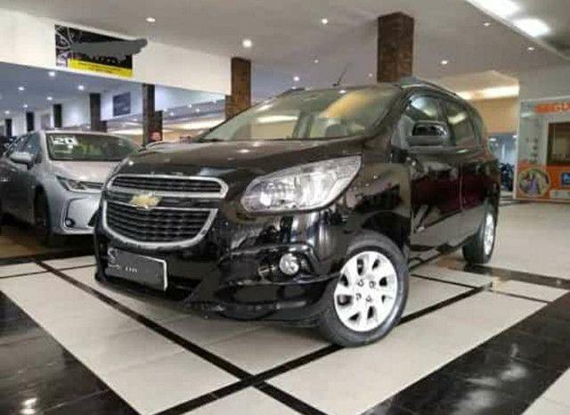 Chevrolet Spin 1.8 Ltz 7l Aut. <br> - Foto 4