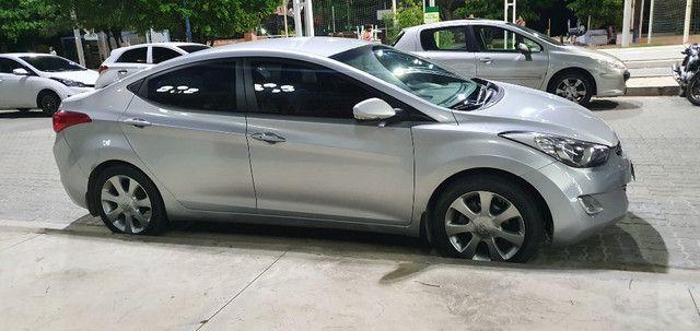 Elantra 2012 - sem pressa pra vender. Carro de garagem - Foto 4