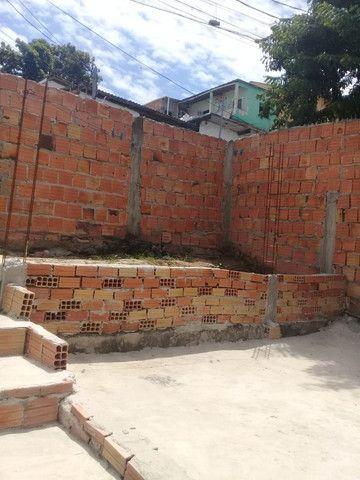 Armando Mendes com casa e terreno medindo 08 x 25 - Foto 3