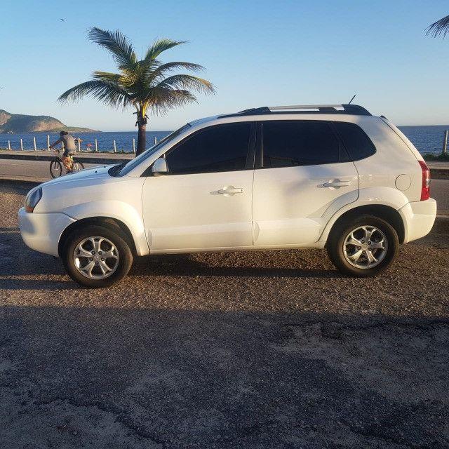 Hyundai Tucson Gls 2016 Automática (gnv) - Foto 6