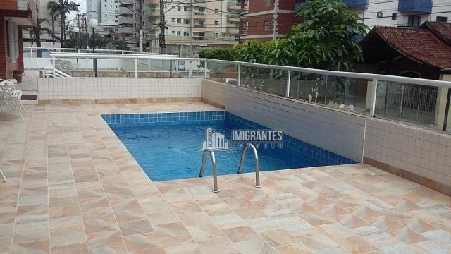 Apartamento de 2 dormitórios, sendo 1 suíte, na Tupi, em Praia Grande - Foto 4