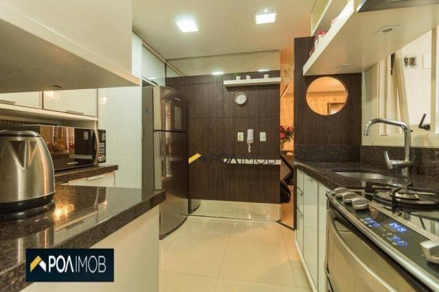 Casa com 3 dormitórios para alugar, 256 m² por R$ 3.000,00/mês - Vila Jardim - Porto Alegr - Foto 13