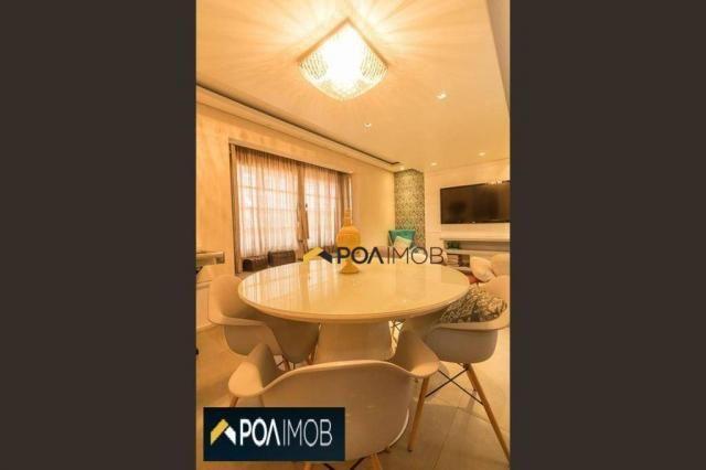 Casa com 3 dormitórios para alugar, 256 m² por R$ 3.000,00/mês - Vila Jardim - Porto Alegr - Foto 5