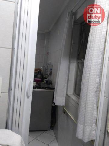 Apartamento com 3 dormitórios à venda, 90 m² por R$ 350.000,00 - Campo Grande - Santos/SP - Foto 14