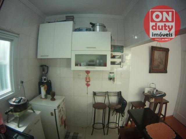 Apartamento com 1 dormitório à venda, 48 m² por R$ 240.000,00 - Ponta da Praia - Santos/SP - Foto 4