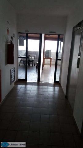 Apartamento à venda com 1 dormitórios em Guilhermina, Praia grande cod:245 - Foto 8