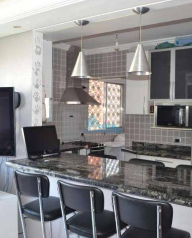 Apartamento com 1 dormitório à venda, 63 m² por R$ 399.000,00 - Ponta da Praia - Santos/SP - Foto 4