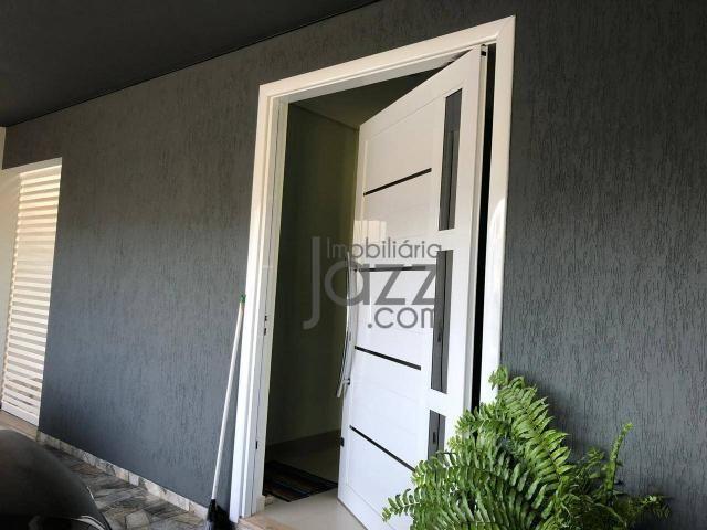 Linda casa com 3 dormitórios à venda, 265 m² por R$ 680.000 - Jardim Planalto de Viracopos - Foto 8