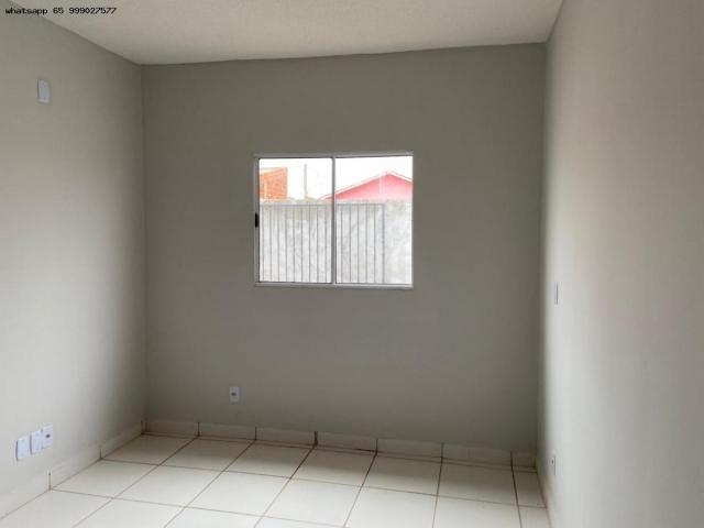 Casa para Venda em Várzea Grande, Jequitibá, 2 dormitórios, 1 banheiro, 2 vagas - Foto 14