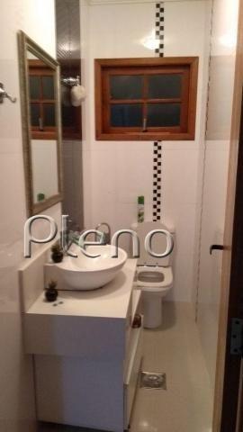 Casa à venda com 3 dormitórios em Parque da figueira, Campinas cod:CA008942 - Foto 19