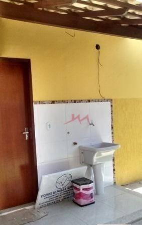 Casa com 3 quartos à venda, 70 m² por R$ 320.000 - Centro (Manilha) - Itaboraí/RJ - Foto 15