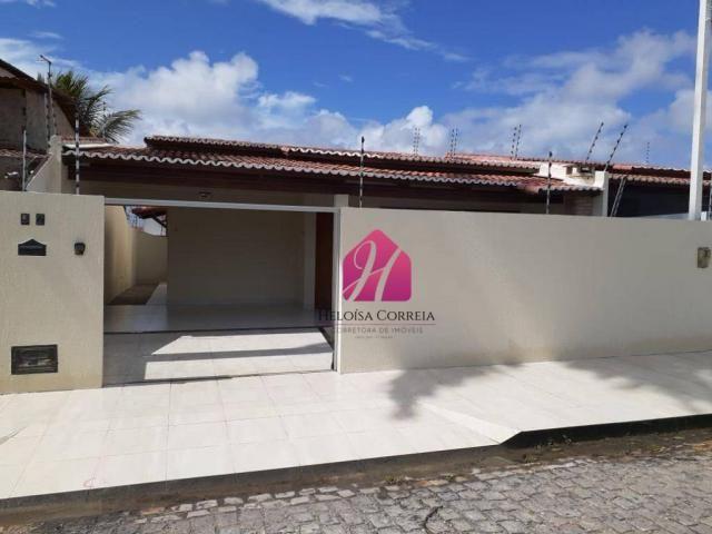 Casa com 3 dormitórios à venda, 134 m² por R$ 250.000,00 - Emaús - Parnamirim/RN
