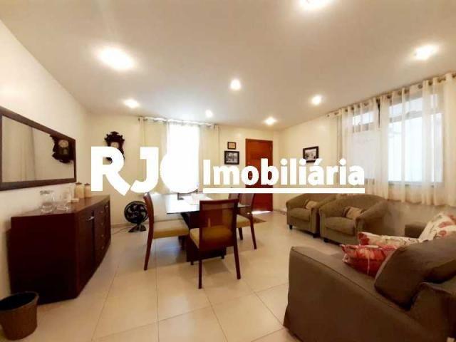 Casa à venda com 4 dormitórios em Maracanã, Rio de janeiro cod:MBCA40161 - Foto 2