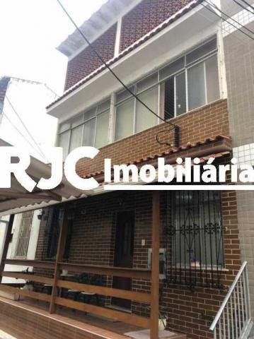 Casa de vila à venda com 4 dormitórios em Tijuca, Rio de janeiro cod:MBCV40053