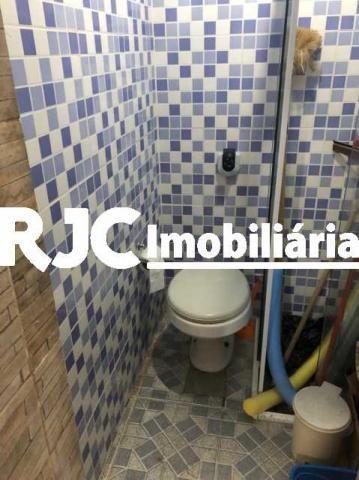 Casa de vila à venda com 4 dormitórios em Tijuca, Rio de janeiro cod:MBCV40053 - Foto 19