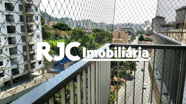 Apartamento à venda com 3 dormitórios em Vila isabel, Rio de janeiro cod:MBAP31371 - Foto 4