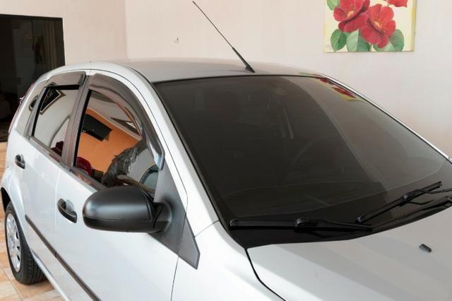 Ford Fiesta 4 portas FLEX ano 2008/2009 - Foto 6