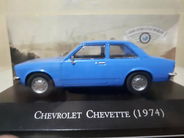 Kit Miniatura GM Chevrolet Chevette Escala 1/43 - Foto 2