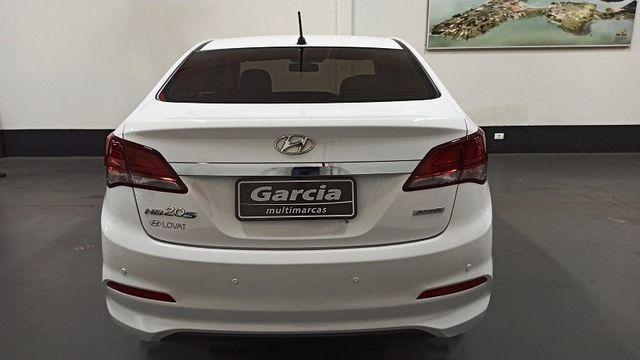 Hyundai HB20S 1.6 Comfort Plus (Aut) - Foto 5