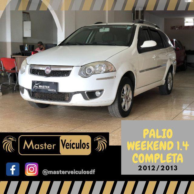 Fiat Palio Weekend 1.4 Completa, oportunidade, financiamos até 100%