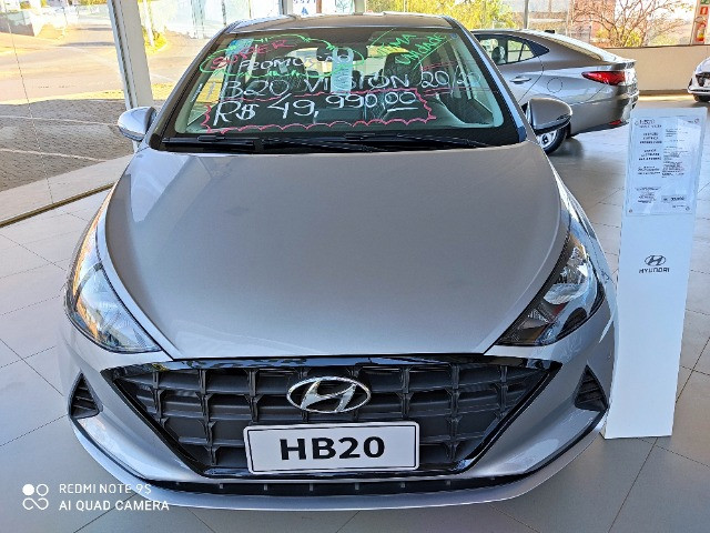 Hyundai HB20 1.0 Vision manual 20/21