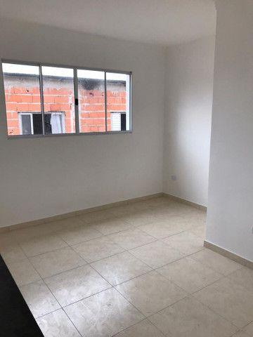 Casa Alta Nova 02 dormitórios Jd Rio Branco espaçosa, Minha C. Minha vida Entrada Fácil - Foto 10