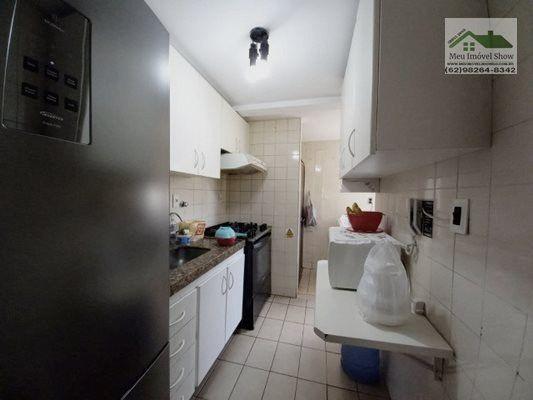 Apartamento belo com 3 qts e com armarios ate na sacada - Foto 12