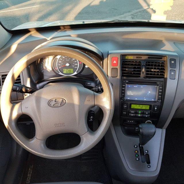 Hyundai Tucson Gls 2016 Automática (gnv) - Foto 4