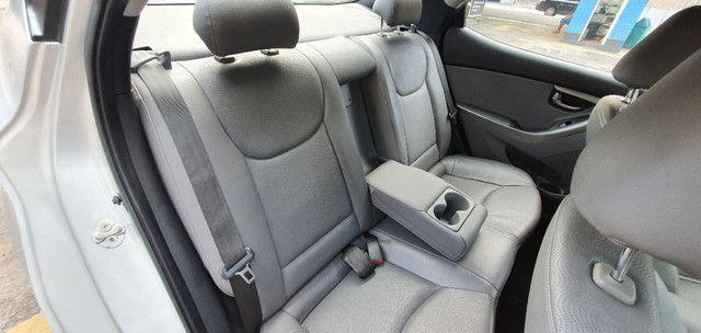 Elantra 2012 - sem pressa pra vender. Carro de garagem - Foto 8